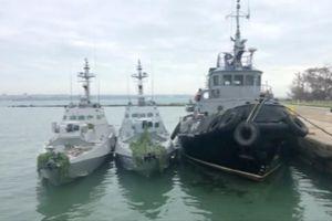 Mỹ không đáp trả quân sự với Nga sau đụng độ hải quân gần Crimea