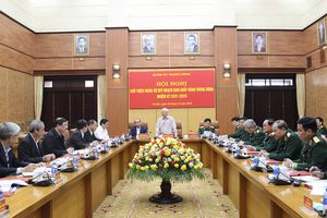 Giới thiệu nhân sự cán bộ quân đội quy hoạch Ban Chấp hành T.Ư