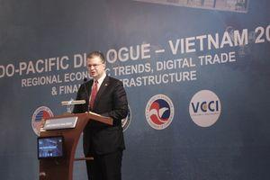 Việt Nam là đối tác quan trọng trong chiến lược Ấn Độ Dương-Thái Bình Dương