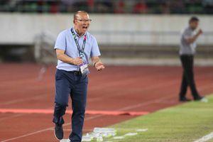 Truyền thông Hàn Quốc ngả mũ trước thầy trò HLV Park Hang Seo