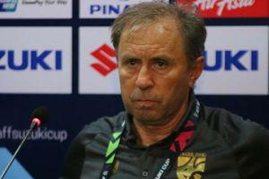 Liên đoàn Bóng đá Thái Lan tiếp tục cho HLV Rajevac thêm cơ hội