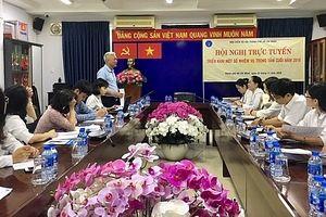 Khảo sát cải cách hành chính tại BHXH TP HCM