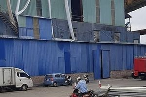 Nổ lò luyện thép ở Hải Phòng, 12 người thương vong