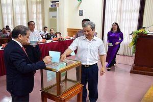 Thừa Thiên Huế: Bí thư Tỉnh ủy Lê Trường Lưu có số phiếu tín nhiệm cao nhất