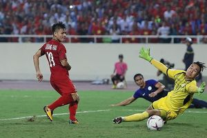 BLV Quang Huy: 'Đội tuyển của ông Park mang lại cảm giác yên tâm'