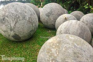 40 quả bóng xích sân Mỹ Đình hiện đang ở đâu?