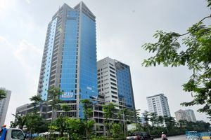 Hà Nội sẽ di dời 8 sở ngành đến Khu liên cơ 27 tầng