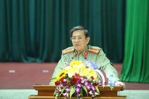 Kỷ luật nguyên Giám đốc CA TP Đà Nẵng