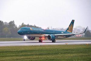 Vietnam Airlines tăng chuyến sang Malaysia phục vụ cổ động viên