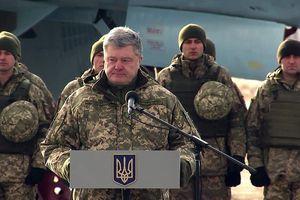 Ukraine điều lính đặc nhiệm không quân tới sát biên giới Nga