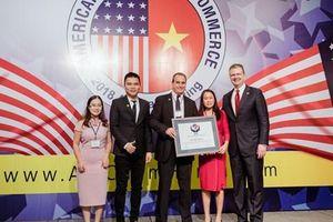 Herbalife Vietnam nhận giải thưởng trách nhiệm xã hội 2018