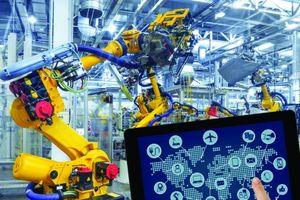 Robot hóa, tự động hóa dần 'thay chân' người lao động 5 năm tới