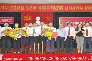 Tổ chức Đảng, đoàn thể là động lực để Agribank Hà Tĩnh II phát triển bền vững