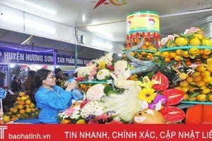 Doanh nghiệp Hà Tĩnh sẵn sàng Lễ hội Cam và sản phẩm nông nghiệp