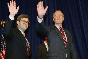 Ông William Barr là ứng cử viên sáng giá cho chức Bộ trưởng Tư pháp Mỹ