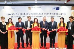 Thành phố đầu tiên của Đức mở Văn phòng đại diện tại TP. HCM