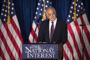 Mỹ cam kết thúc đẩy thỏa thuận chính trị giữa Chính phủ Afghanistan và Taliban