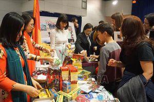 Quảng bá ẩm thực, sản phẩm thủ công mỹ nghệ Việt Nam tại Mỹ