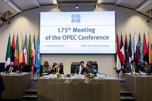 OPEC tiếp tục thảo luận cắt giảm sản lượng dầu mỏ