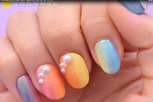 Clip: Những kiểu nail bạn có thể dễ dàng thực hiện tại nhà