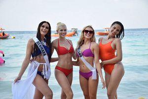 Nhìn loạt ảnh khoe body của dàn người đẹp Miss Universe, mới thấy H'Hen Niê đã gặp những đối thủ đáng gờm!