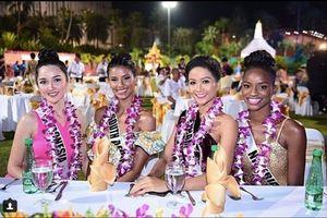 Bận rộn với lịch trình dày đặc tại Miss Universe, H'Hen Niê vẫn khiến fan hâm mộ tự hào vì điều này