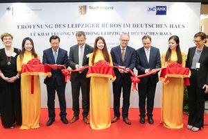 Leipzig - Thành phố đầu tiên của Đức mở Văn phòng đại diện tại Việt Nam
