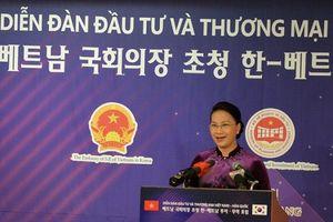 Các doanh nghiệp nhỏ và vừa Hàn Quốc rất quan tâm đến thị trường Việt Nam