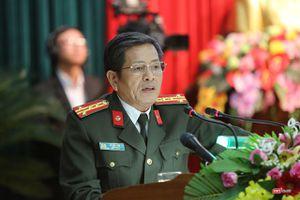 Kỷ luật khiển trách đối với nguyên Giám đốc Công an Đà Nẵng Lê Văn Tam