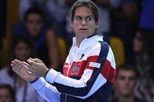 Amelie Mauresmo bất ngờ 'lật kèo' với liên đoàn quần vợt Pháp