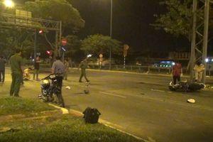 TP HCM: Đi 'bão' sau trận bán kết Việt Nam - Philippines, 2 người bị thương nặng
