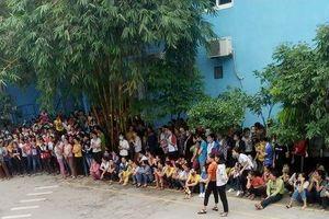 Thanh Hóa: Gần 1.000 công nhân giày Venus tiếp tục đình công