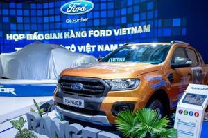 Ford Việt Nam có doanh số bán xe tháng 11 cao nhất trong lịch sử