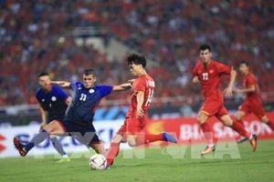 Đội tuyển Việt Nam gấp rút chuẩn bị cho Chung kết lượt đi