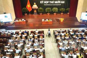 Tp. Hồ Chí Minh thông qua nhiều nội dung phát triển kinh tế