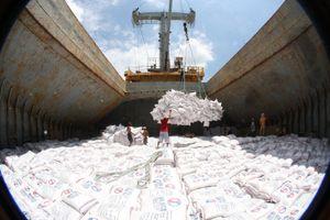 Vinafood1 dẫn đầu DN xuất khẩu gạo năm 2018