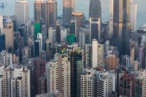 Giá thuê văn phòng cao cấp tại Hong Kong cao nhất thế giới