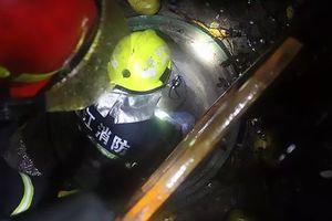 Lọt hố ga sâu 4 m, thai phụ gặp thảm nạn kinh hoàng