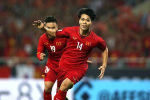 Tuyển Việt Nam lập một loạt kỷ lục trước chung kết AFF Cup