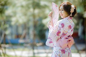 Ngắm dàn trai xinh gái đẹp lác mắt trong bộ ảnh kỷ yếu diện toàn yukata chất lừ của sinh viên FPT