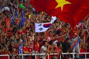 CĐV Việt Nam lập kỉ lục lạ nhờ 'to mồm' trong trận Việt Nam thắng Philippines trên sân Mỹ Đình