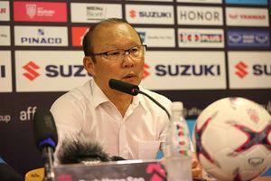 HLV Park Hang Seo: 'Tôi ấn tượng nhất với bàn thắng của Công Phượng'