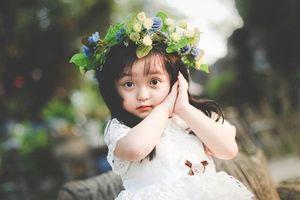 Cách đặt tên cho bé gái để cả đời con luôn bình an, hạnh phúc