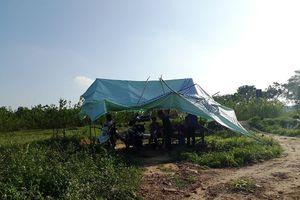 Thanh Hóa: Chủ tịch Hội nông dân xã tử vong tại chòi canh