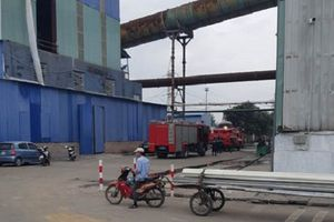 Thông tin mới nhất vụ nổ lò luyện nhà máy thép tại Hải Phòng