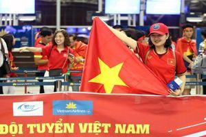 Cổ vũ ĐT U23 Việt Nam, Vietnam Airlines tăng chuyến bay sang Malaysia
