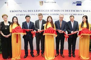 Leipzig- thành phố đầu tiên của CHLB Đức mở văn phòng đại diện tại Việt Nam