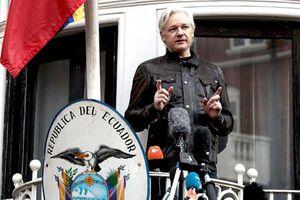 Ông chủ WikiLeaks không chấp nhận thỏa thuận giữa Ecuador và Anh