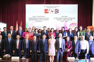 Tăng cường quan hệ hữu nghị và hợp tác giữa nhân dân hai nước Việt - Anh