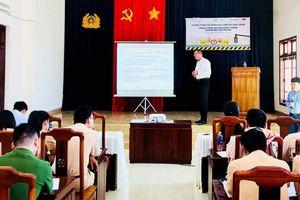 Mời chuyên gia nước ngoài tập huấn cách đảm bảo ATGT cho trẻ